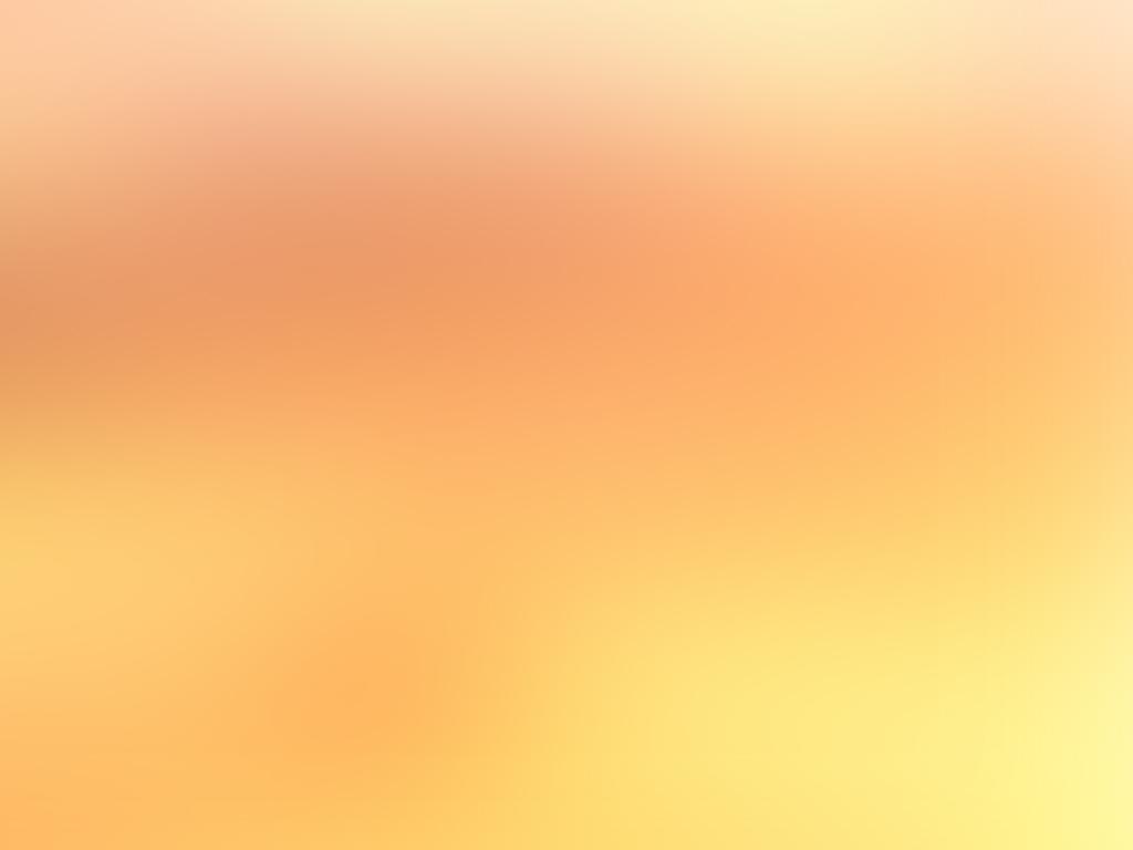 Plain Bright Orange Background
