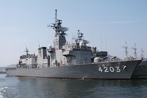 艦と船 / 海上自衛隊 / 訓練支援...